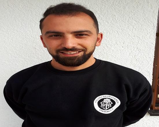 Burak Cetinkaya neuer Trainer