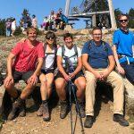 Wanderung über den Schauinsland