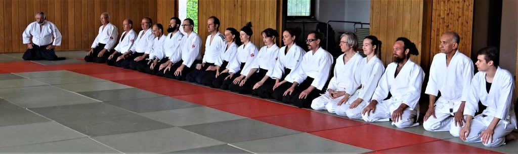 Titelbild Aikido