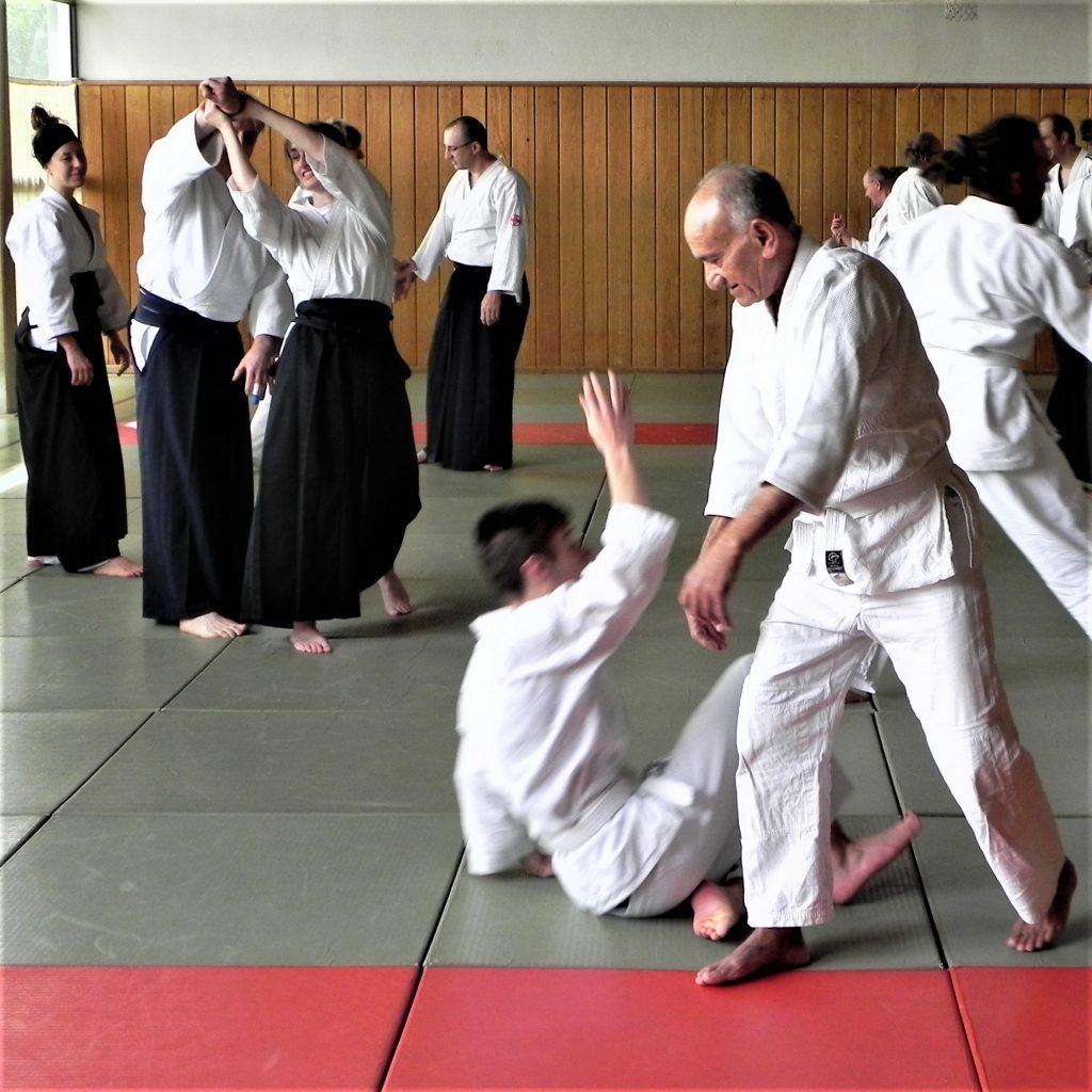 Aikido Lehrgang