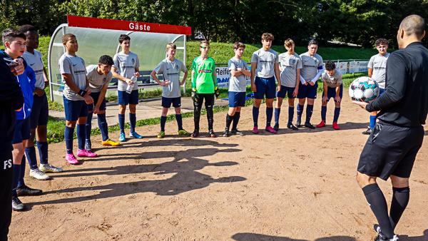 Read more about the article Fußball B-Jugend: Durchwachsener Saisonstart