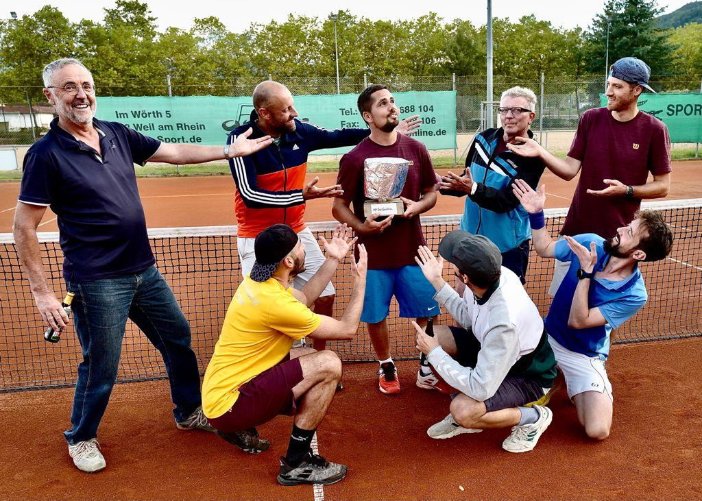 Read more about the article Tennis Vereinsmeisterschaften 2021